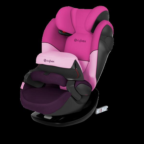 Cybex Κάθισμα Αυτοκινήτου Pallas M-Fix 9-36kg. Purple Rain