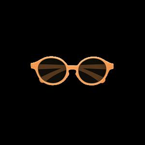 IZIPIZI Γυαλιά Ηλίου Sun Baby, 0-12M Orange Firework