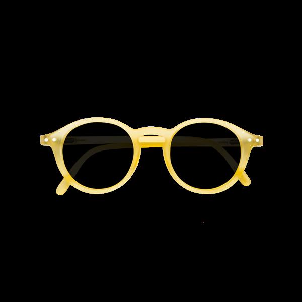 IZIPIZI Γυαλιά Ηλίου Sun Junior, 3 - 10 Ετών #D Yellow Chrome