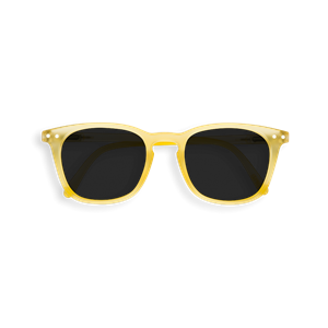 IZIPIZI Γυαλιά Ηλίου Sun Junior, 3 - 10 Ετών #E Yellow Chrome