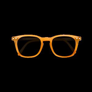 IZIPIZI Γυαλιά Ηλίου Sun Junior, 3 - 10 Ετών #E Orange Flash