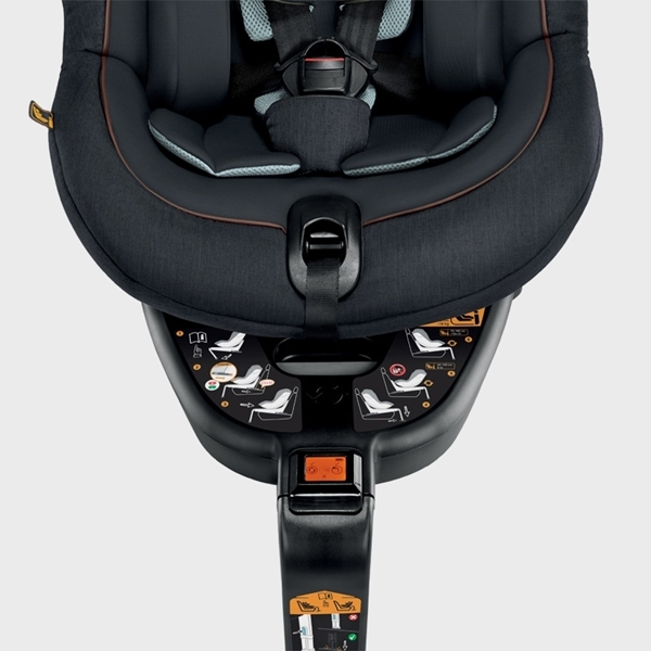 Inglesina Κάθισμα Αυτοκινήτου Keplero I-Size 360° 0-18 kg. Grey