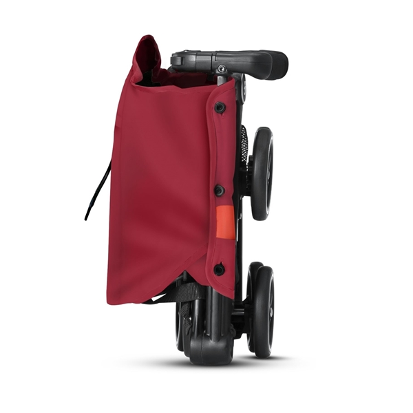 GB Καρότσι Pockit+ All Terrain, Rose Red