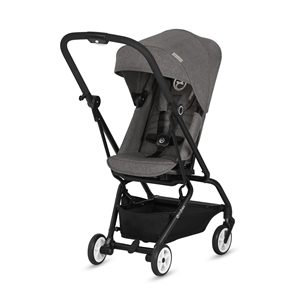 Cybex Βρεφικό Καρότσι Eezy S Twist, Manhattan Grey