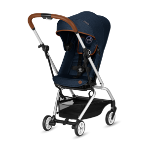 Cybex Βρεφικό Καρότσι Eezy S Twist Denim Collection, Blue