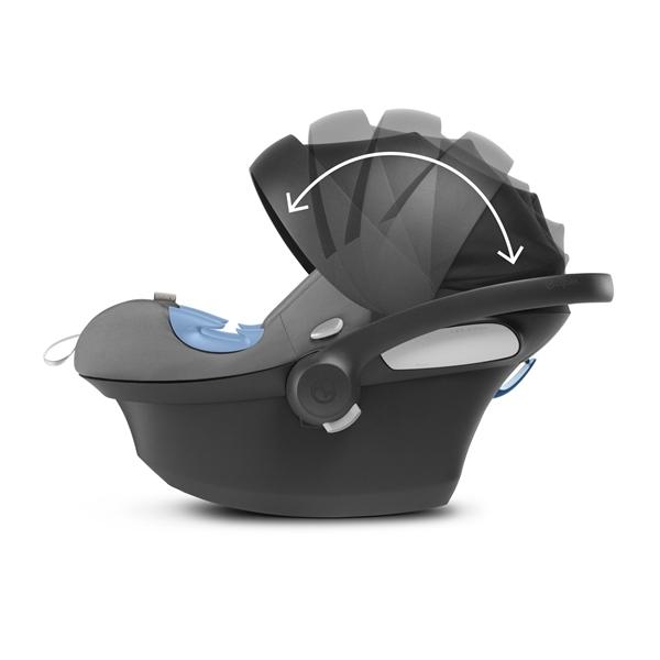 Cybex Κάθισμα Αυτοκινήτου Aton M 0-13kg, Urban Black