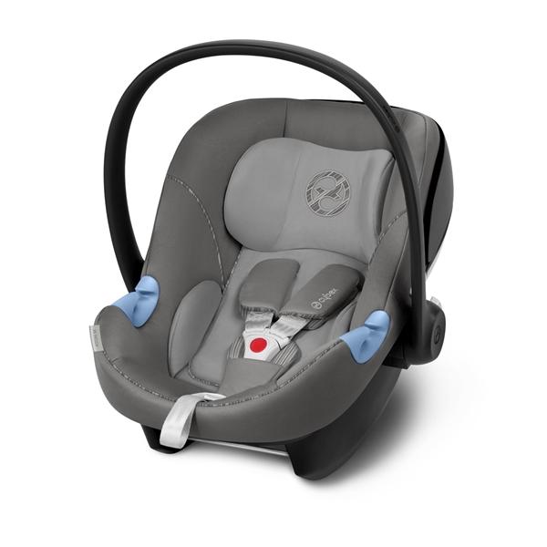 Cybex Κάθισμα Αυτοκινήτου Aton M 0-13kg, Manhattan Grey