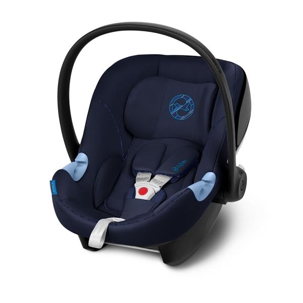 Cybex Κάθισμα Αυτοκινήτου Aton M 0-13kg, Indigo Blue