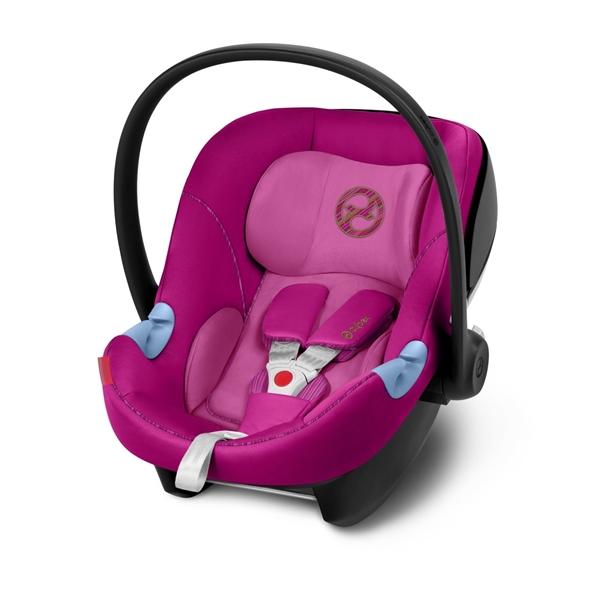 Cybex Κάθισμα Αυτοκινήτου Aton M 0-13kg, Fancy Pink