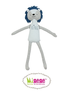 Minene Υφασμάτινη Κούκλα Λιοντάρι