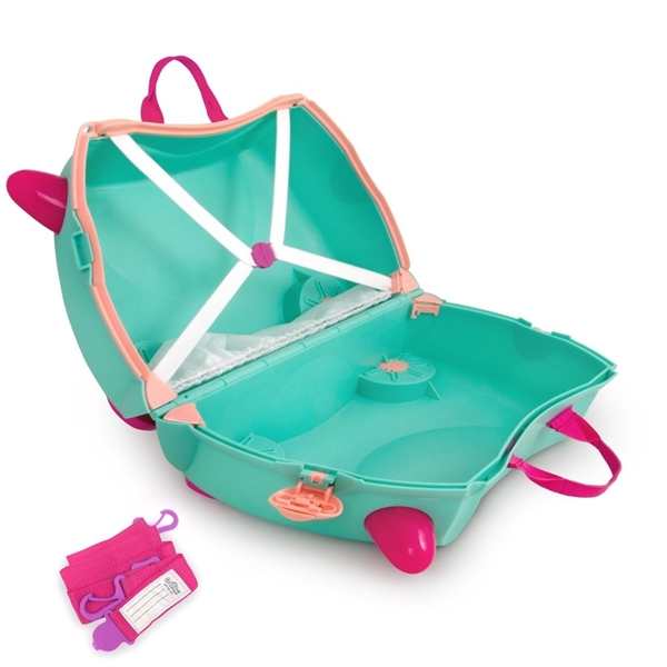 Trunki Παιδική Βαλίτσα Ταξιδίου Flora The Fairy