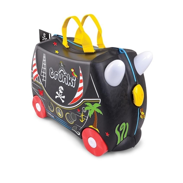 Trunki Παιδική Βαλίτσα Ταξιδίου Pedro The Pirate
