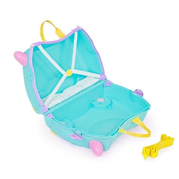 Trunki Παιδική Βαλίτσα Ταξιδίου Una The Unicorn