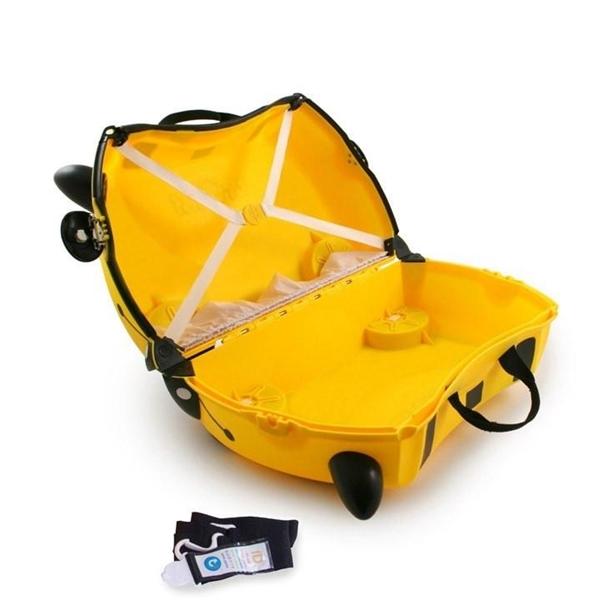 Trunki Παιδική Βαλίτσα Ταξιδίου Bernard The Bee