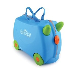 Trunki Παιδική Βαλίτσα Ταξιδίου Terrance Blue