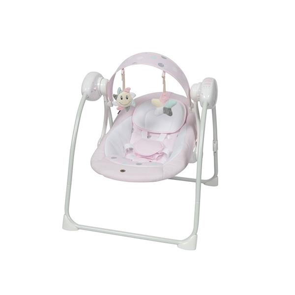 X-Treme Baby Ρηλάξ Κούνια Noa Pink