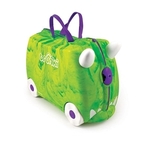 Trunki Παιδική Βαλίτσα Ταξιδίου Rex The Dino
