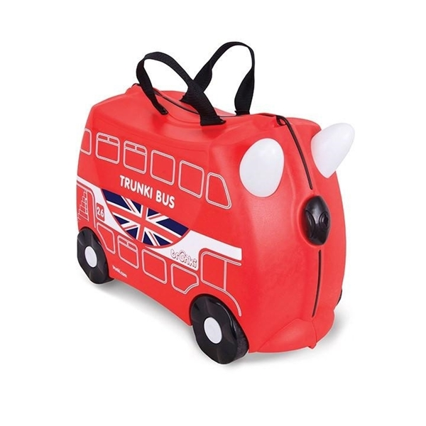 Trunki Παιδική Βαλίτσα Ταξιδίου Boris The Bus