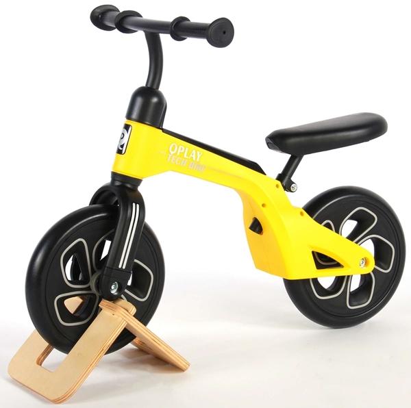 Q-Play Ποδήλατο Ισορροπίας Impact, Yellow