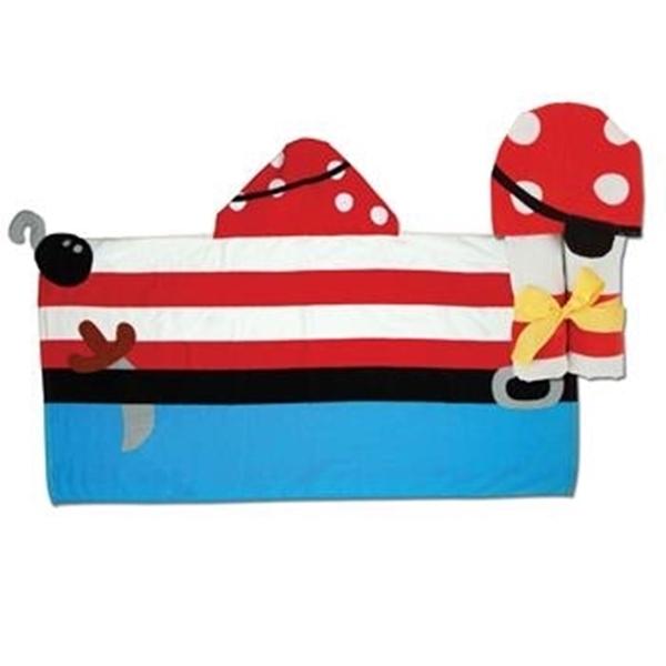 Παιδική πετσέτα με κουκούλα, Pirate