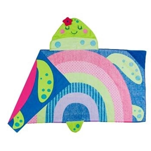 Παιδική πετσέτα με κουκούλα, Turtle