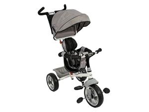 Just Baby Τρίκυκλο Ποδήλατο Leader 3, Grey
