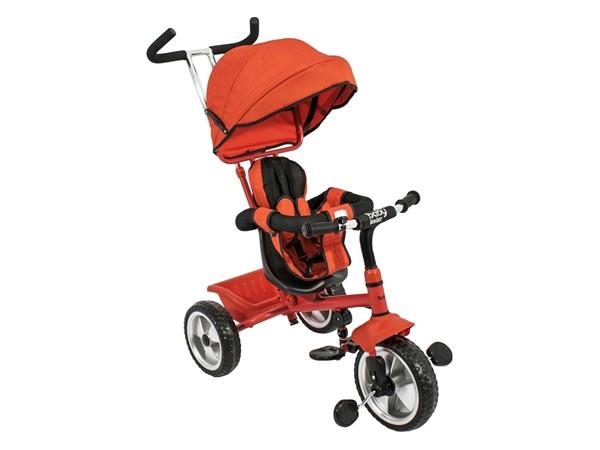 Just Baby Τρίκυκλο Ποδήλατο Leader 3, Red
