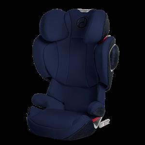 Cybex Παιδικό κάθισμα αυτοκινήτου Solution Z-Fix Midnight Blue 15-36kg.