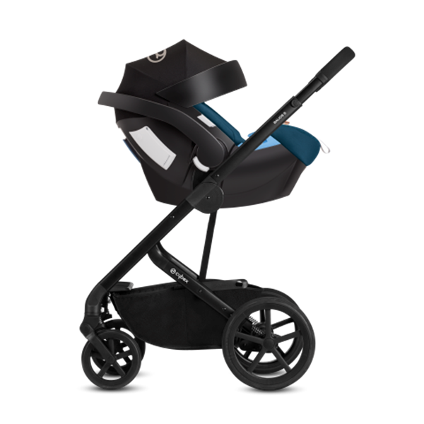 Picture of Cybex Κάθισμα Αυτοκινήτου Aton 5, Manhattan Grey 0-13kg.
