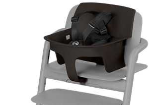 Cybex Baby Set For Lemo Chair, Infinity Black