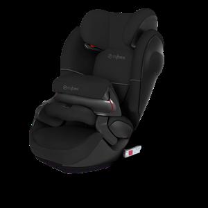 Cybex Κάθισμα Αυτοκινήτου Pallas M-Fix SL 9-36kg. Pure Black