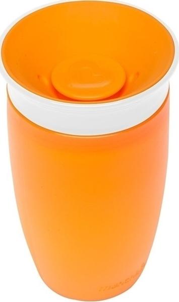 Munchkin Παιδικό Κύπελλο Miracle Sippy 12m+, 296ml, Πορτοκαλί
