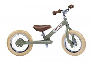 Trybike Ποδήλατο Ισορροπίας Πράσινο Vintage