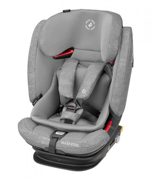 Maxi Cosi Κάθισμα Αυτοκινήτου Titan Pro 9-36kg. Nomad Grey