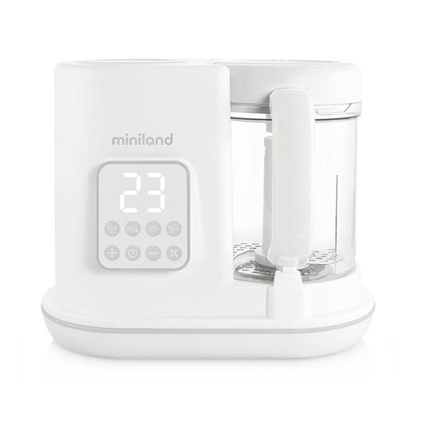 MiniLand Μπλέντερ - Ατμομάγειρας 6 Σε 1 Chefy 6