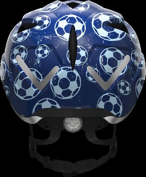 Abus Παιδικό Κράνος Anuky, Blue Soccer