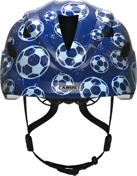 Picture of Abus Παιδικό Κράνος Anuky, Blue Soccer Small