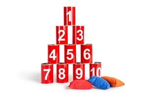 BS Toys – Τενεκεδάκια Numbers