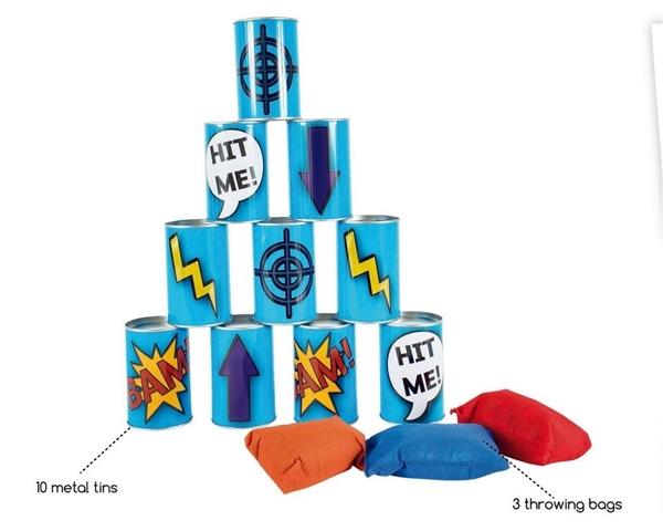 BS Toys – Τενεκεδάκια Blue