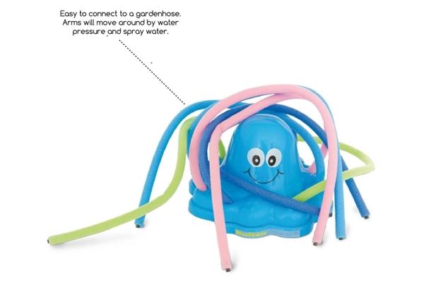 BS Toys – Χταπόδι για μπουγέλο