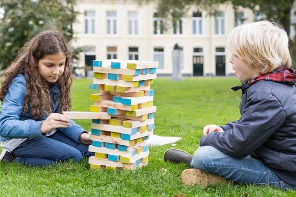 BS Toys – Μεγάλος Πύργος με ζάρι