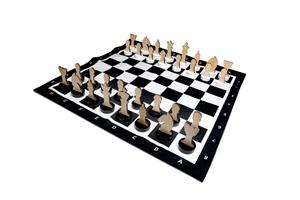 BS Toys – Γιγάντιο Σκάκι