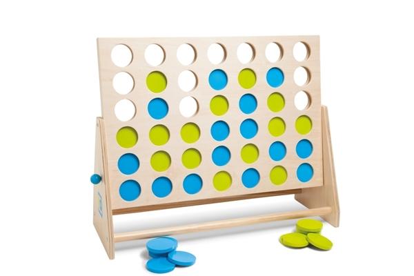 BS Toys – 4 Στη Σειρά (XL)