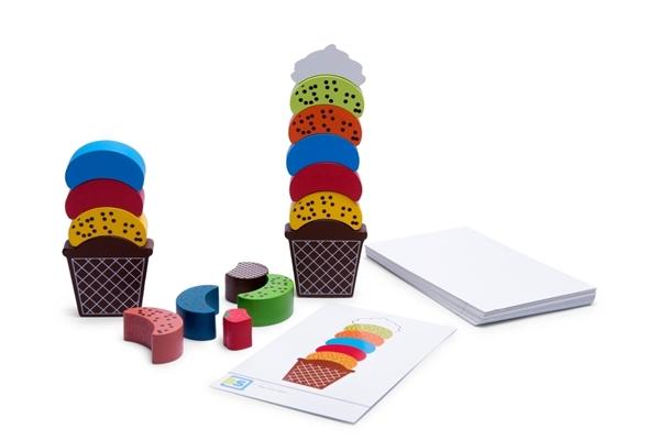 BS Toys – Ice Dream Παιχνίδι Ισορροπίας