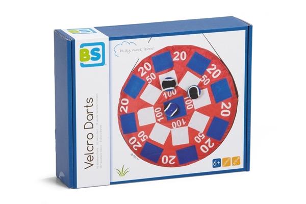BS Toys – Στόχος με Velcro μπαλάκια