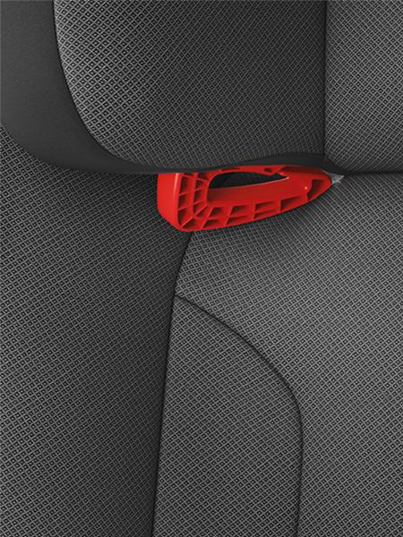 Recaro Παιδικό Κάθισμα Αυτοκινήτου Monza Nova Evo SeatFix Carbon Black