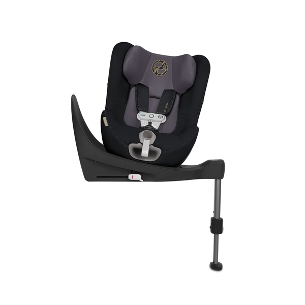 Cybex Κάθισμα Αυτοκινήτου Sirona S I-Size & SensorSafe, Premium Black