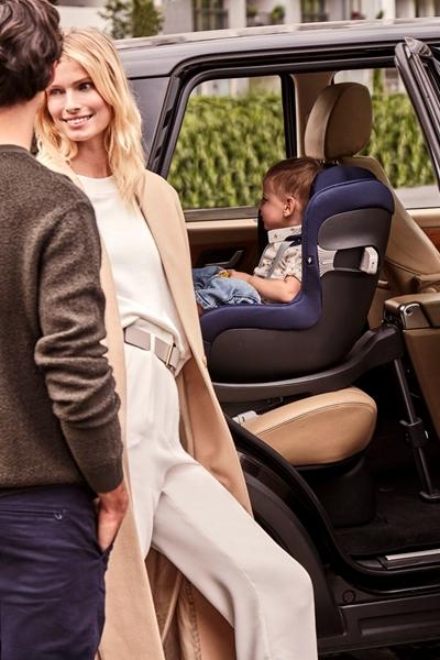 Cybex Κάθισμα Αυτοκινήτου Sirona S I-Size & SensorSafe, Indigo Blue