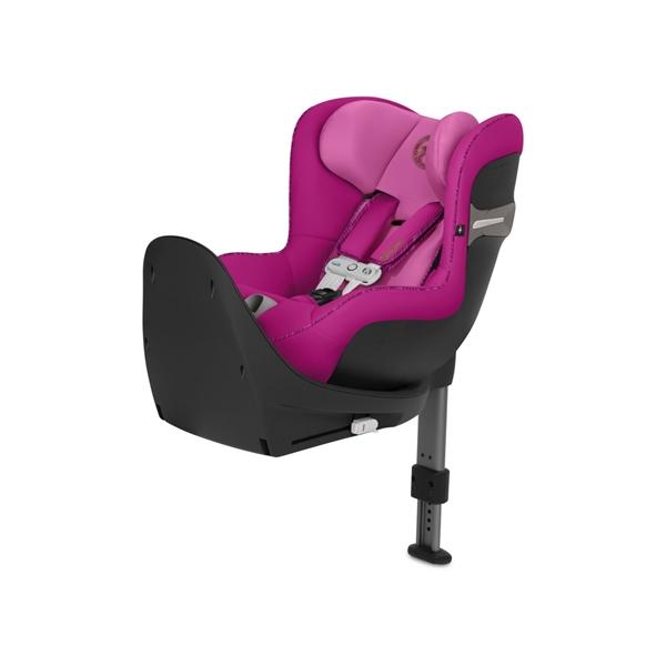Cybex Κάθισμα Αυτοκινήτου Sirona S I-Size & SensorSafe, Fancy Pink