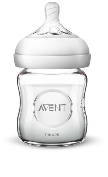 Philips Avent Θηλές σιλικόνης Natural 1 οπής (2 τεμάχια)